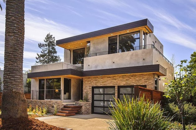 Desain Rumah dengan Dapur Outdoor