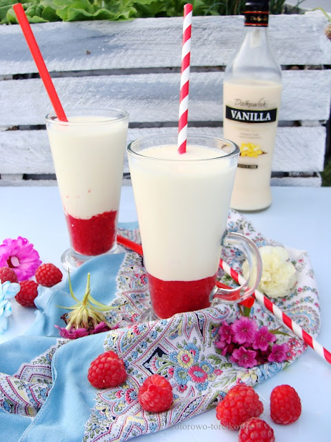 milkshake waniliowy