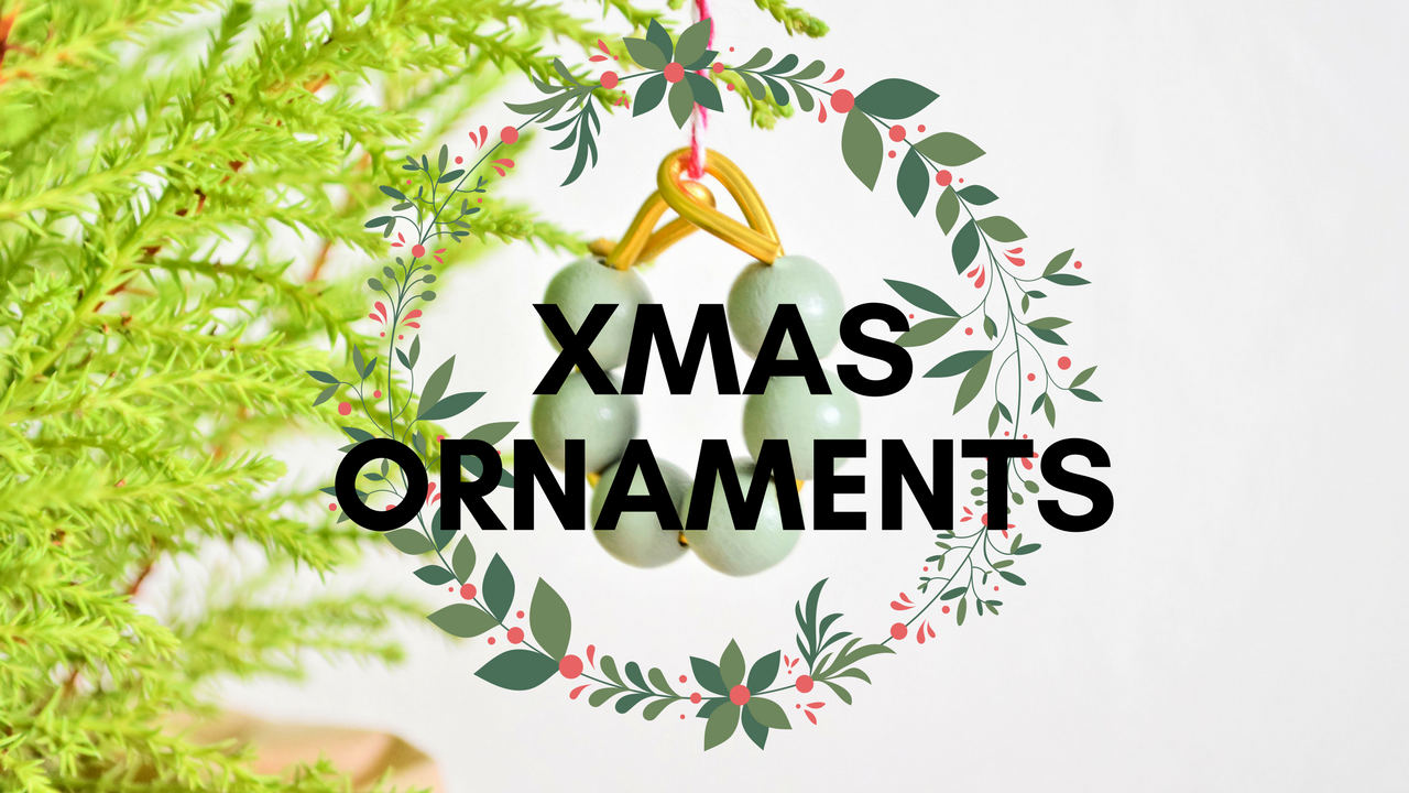 Xmas Ornaments Ideas