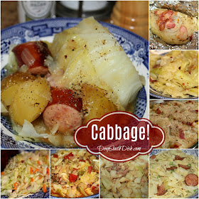 A round-up of favorite Deep South Dish cabbage recipes.