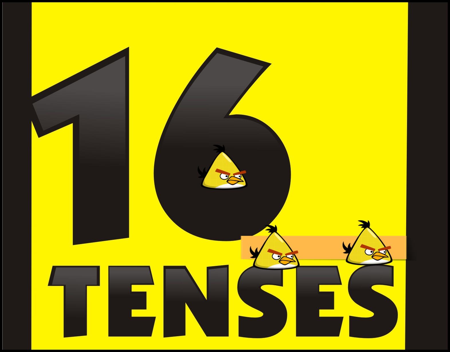 Cerita Kita 16 Tenses Dan Contohnya
