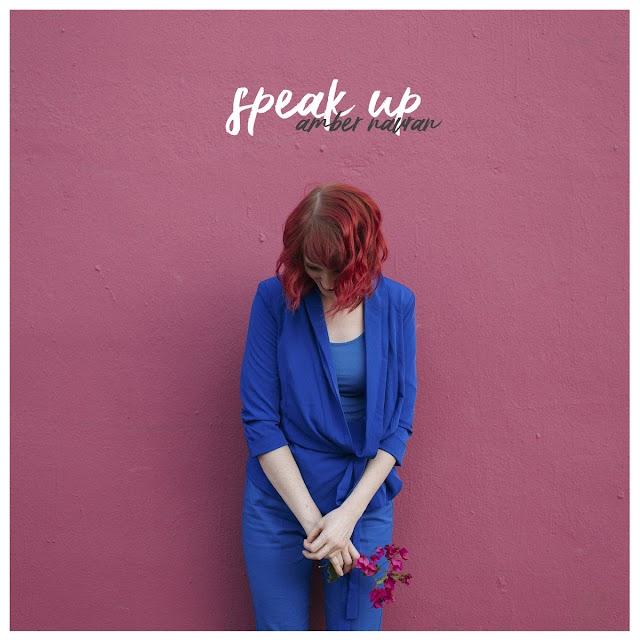"""Listen to """"Speak Up"""" album by Amber Navran on Bandcamp"""