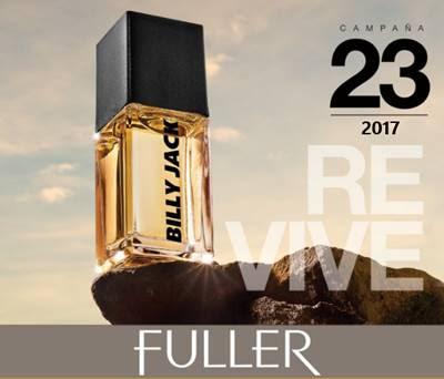 fuller cosmetics campaña 23 2017