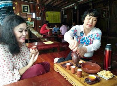 chè(trà) cho nhà hàng, quán cafe