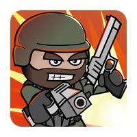 تحميل لعبة Doodle Army 2 Mini Militia للاندرويد