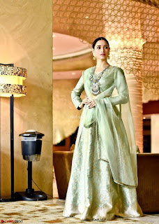 Tamannah Bhatia Stunning in Green Salwar Suit Amazing Beauty Ethnic Suit Feb 2017 07.jpg
