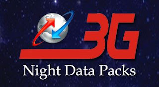 BSNL 3G Night Packs