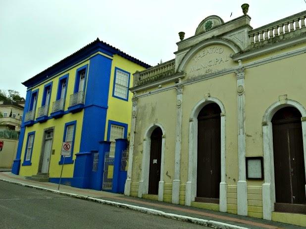 Casa de Cultura de São José e Teatro