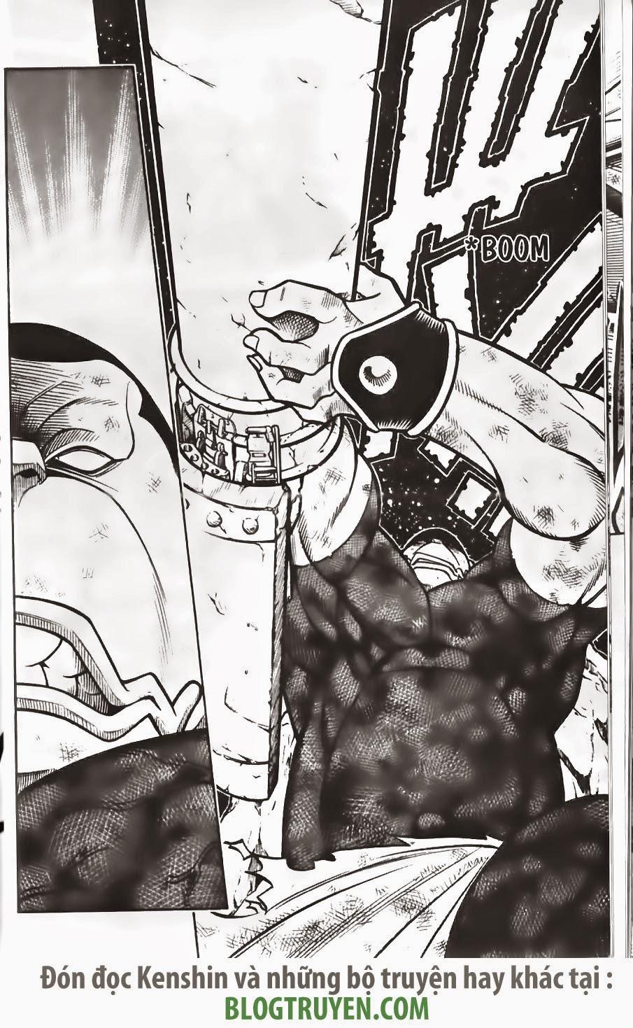 Rurouni Kenshin chap 161 trang 15