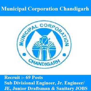 Municipal Corporation Chandigarh, MC Chandigarh, Nagar Palika, MC Chandigarh Admit Card, Admit Card, mc chandigarh logo
