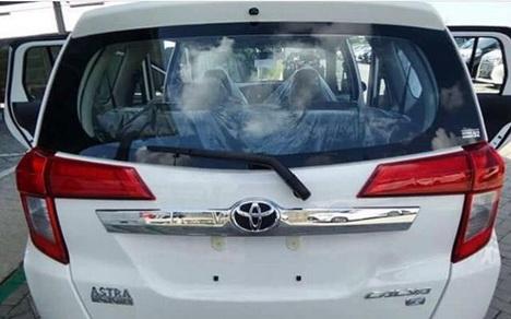Toyota Calya Spesifikasi Harga