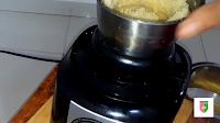 image of grinded gond