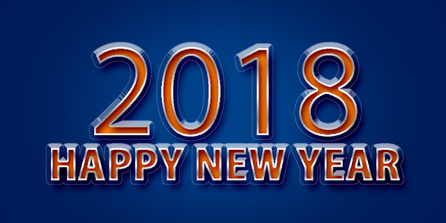 happy new year 2018 hd photo