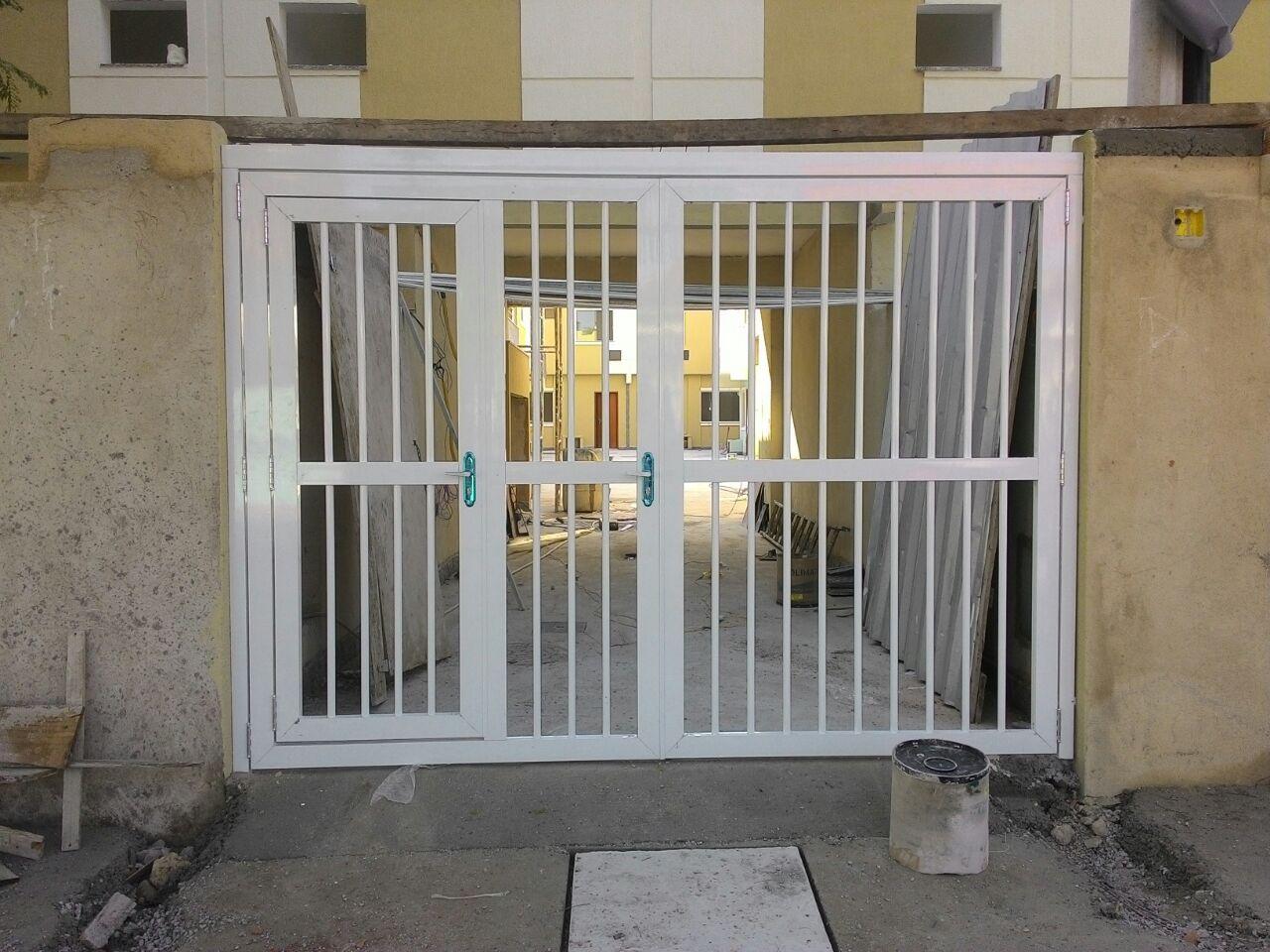 #7C714F Serralheria Zona Norte RJ Portões Box Grades.. 398 Janelas De Vidro Zona Norte
