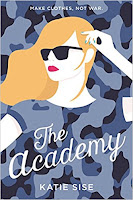 The Academy by Katie Sise book cover and review