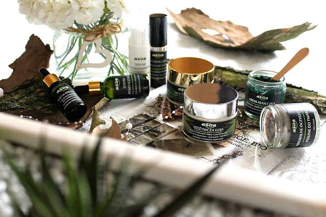 Kompleksowa pielęgnacja z naturalnymi kosmetykami Asoa