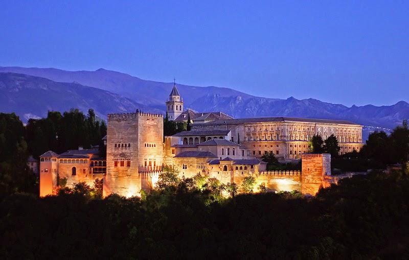 Noche en Blanco de Granada, Ancile
