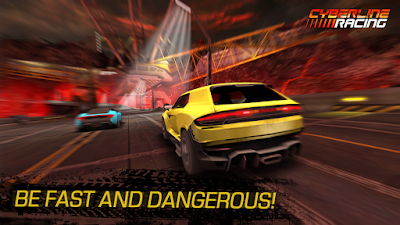 Cyberline Racing MOD APK+DATA-3