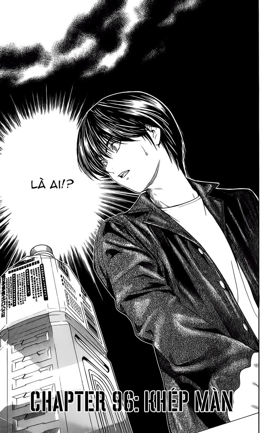 Hikaru No Go hikaru no go chap 96 trang 3