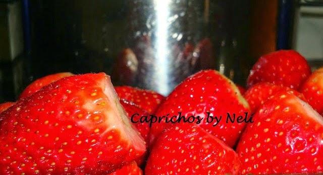 Geleia de morango, Caprichos by Neli