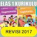 Buku Guru dan Siswa Kelas 1 SD/MI Semester 1 dan 2 Kurikulum 2013 Revisi 2017