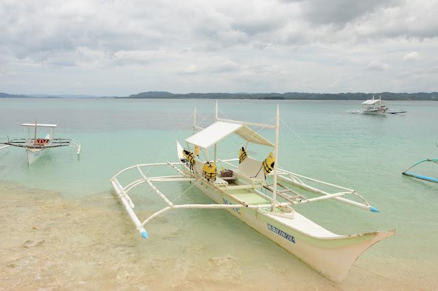 Imagen de la isla de Siargao