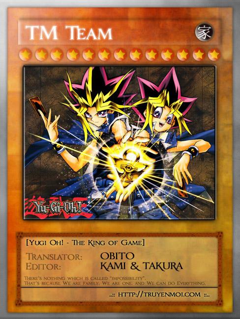 YUGI-OH! chap 58 - phần ix: phù thủy trắng bakura trang 23
