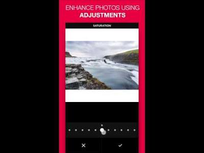 Instasize - application ideal pour Edition, retouche & montage photo