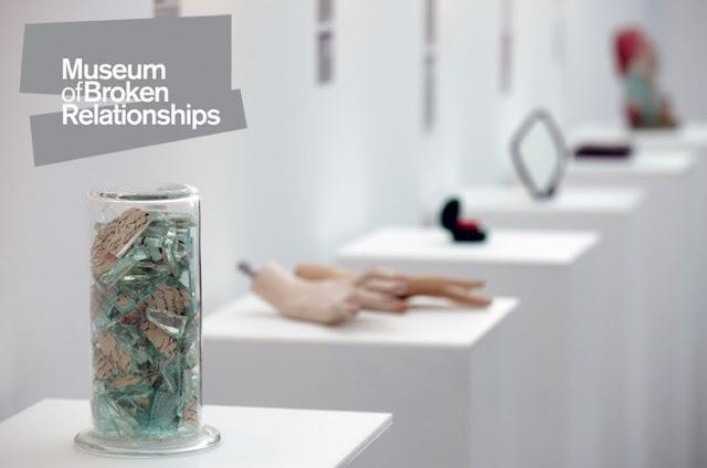 【咁都有?】克羅地亞失戀博物館 展出情侶間的過去