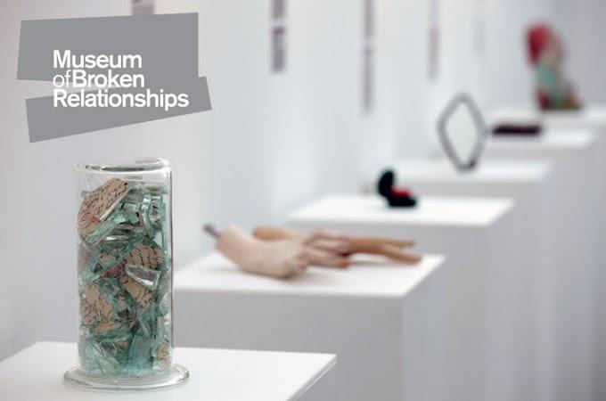 【咁都有?】克羅地亞的失戀博物館 展出情侶間的過去