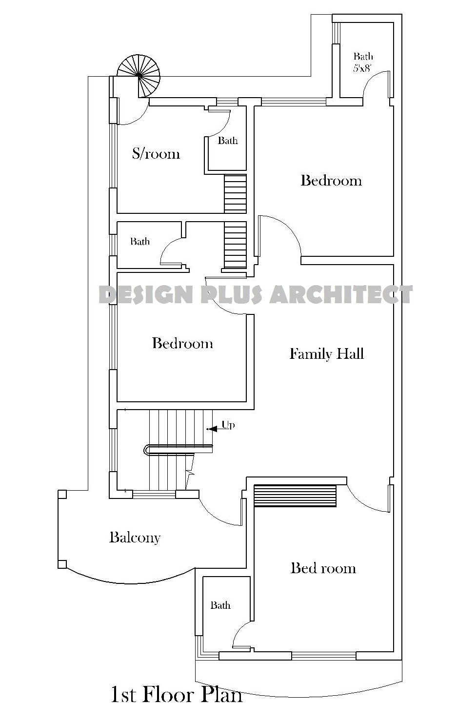 Home Plans In Pakistan  Home Decor  Architect Designer d Home Plan
