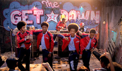 Regarder The Get Down sur Netflix