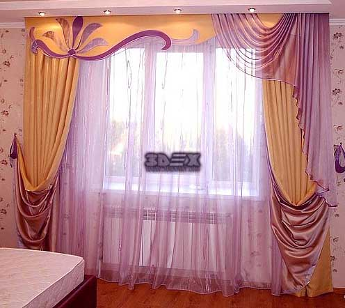 50 stylish modern living room curtains designs ideas colors - Modern curtain ideas for living room ...