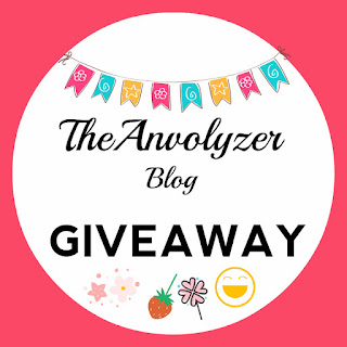 GIVEAWAY INDIA - TheAnvolyzer Blog