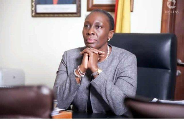 Ghana's Marietta Brew Appiah-Oppong made ICC member