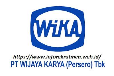 Lowongan Kerja PT Wijaya Karya (Persero) 2019