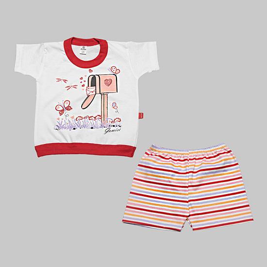 Colección primavera verano 2018 para bebés. Bodies, remeras y shorts para bebes primavera verano 2018.