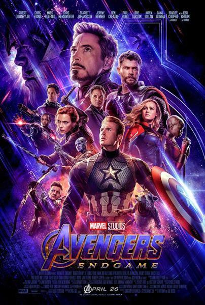 [Movie] Avengers: Endgame (2019) Size:1.15GB