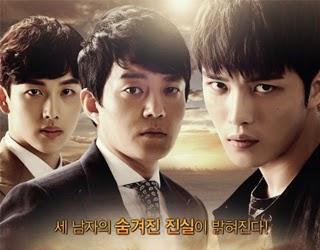 KOREA DRAMA Triangle