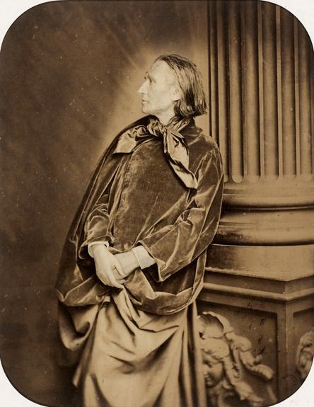 Liszt por Salomon