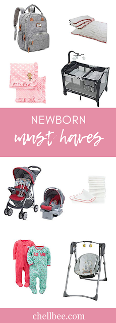Baby Registry | Must have baby gear perfect for first time moms! This list is everything you need to prepare for baby! #motherhood #babygifts #babygear