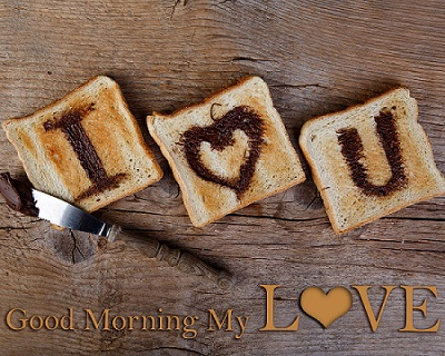 Romantic Good Morning Breakfast Picture