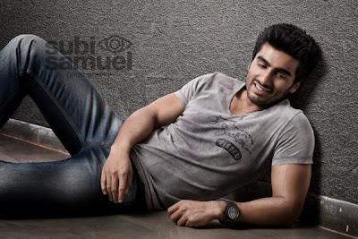 Arjun Kapoor's Latest Photoshoot for Men's Health