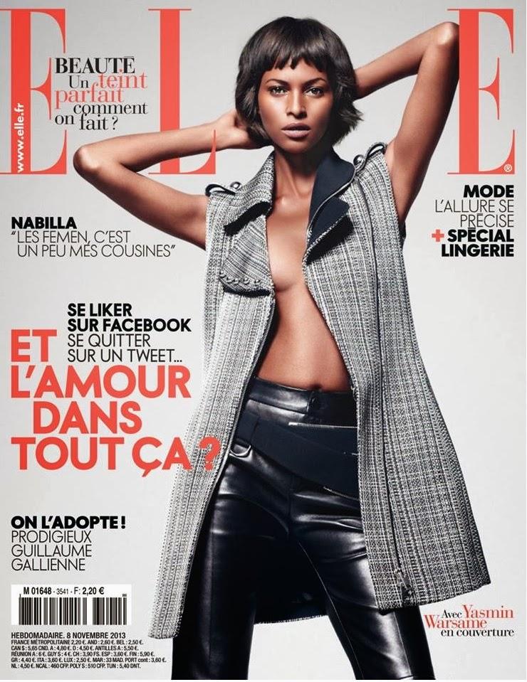 Magazine Fashion Editorials