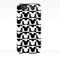 casing gambar mickey mouse