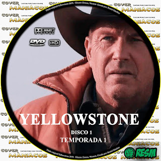 GALLETA - [SERIE DE TV] YELLOWSTONE - TEMPORADA 1 - 2018