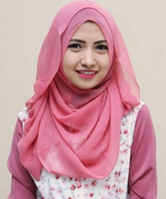 Trend Hijab Terbaru Wajah Bulat