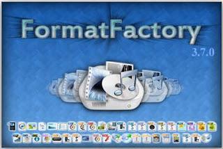 تحميل برنامج Format Factory لتعديل صيغ الفيديو والصوت2018