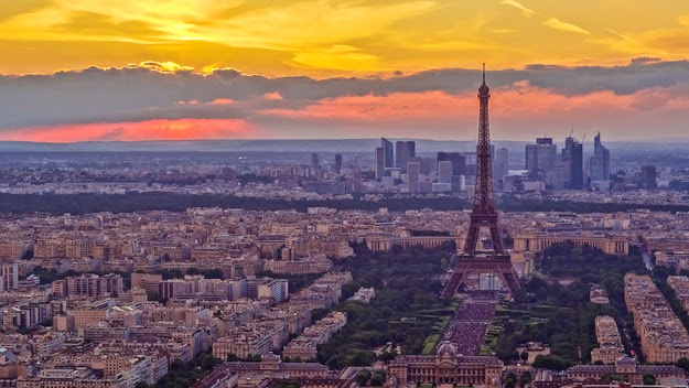 10. Tour Montparnasse - Paris, France - 12 Breathtaking Views From The World's Coolest Towers