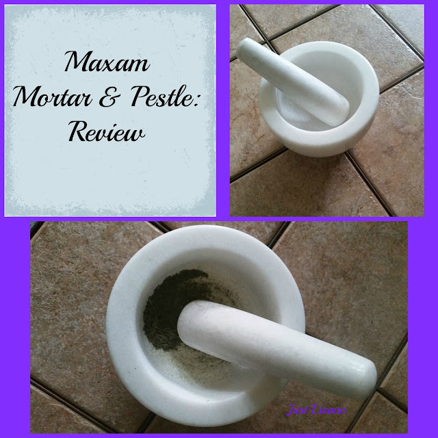 Marble mortar and pestle review